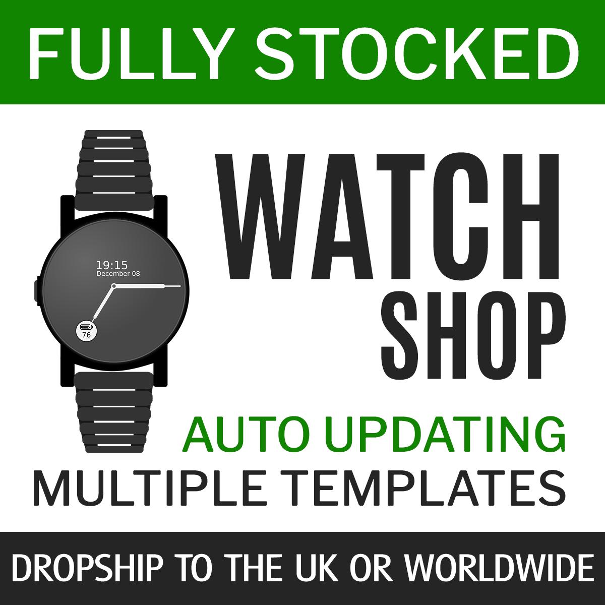 Chinavasion Watch Shop