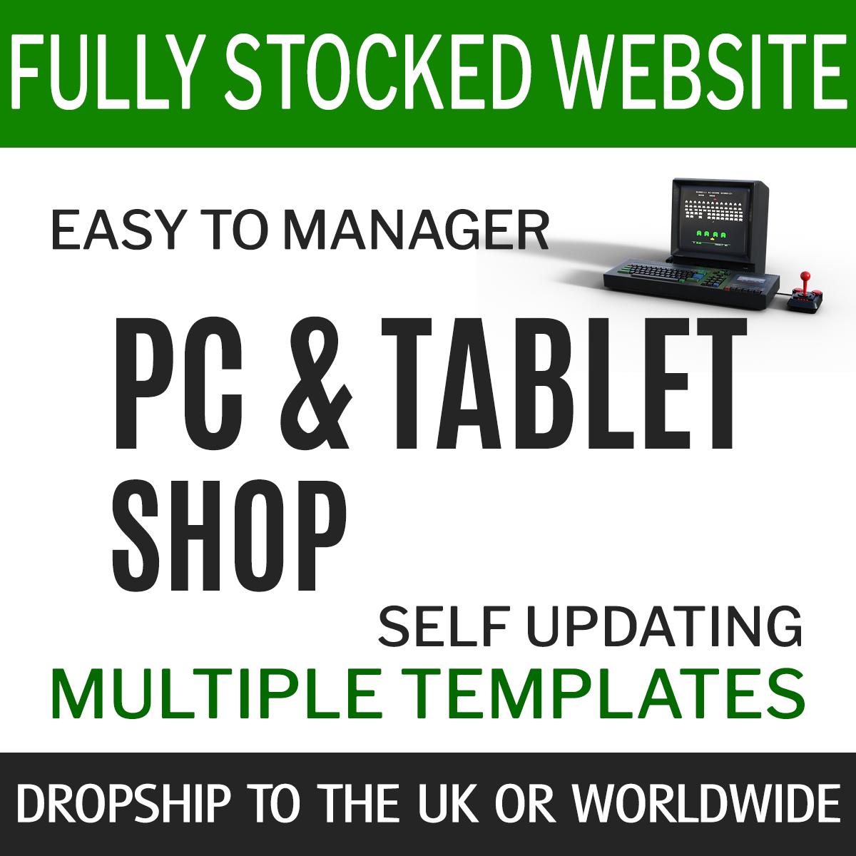 Chinavasion PC/Tablet Shop