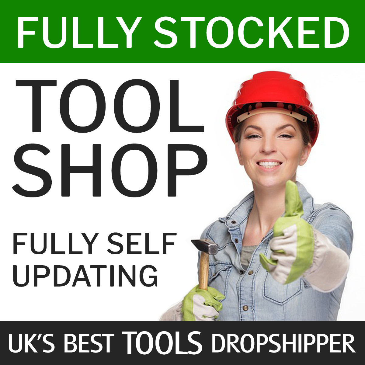 Dropship Traders Tool Shop