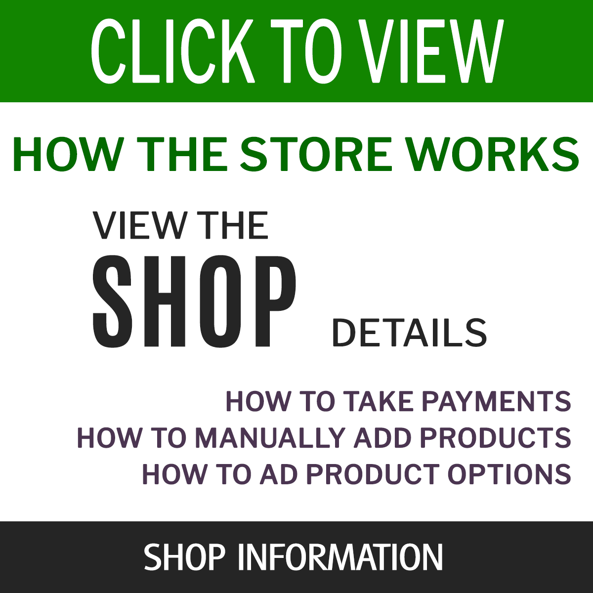 How the Newpurple shop product importer works